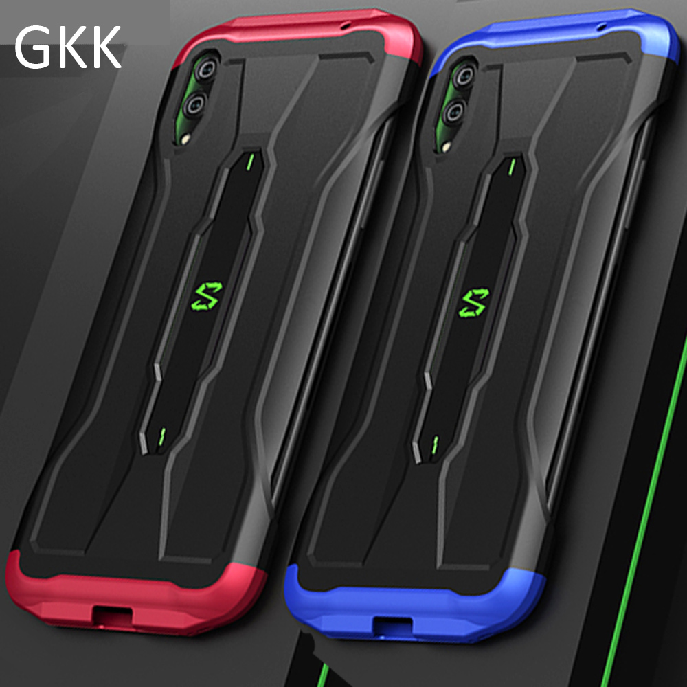 GKK Case For Xiaomi BlackShark 3 Black Shark 2 Pro Full Protection Cover(China)