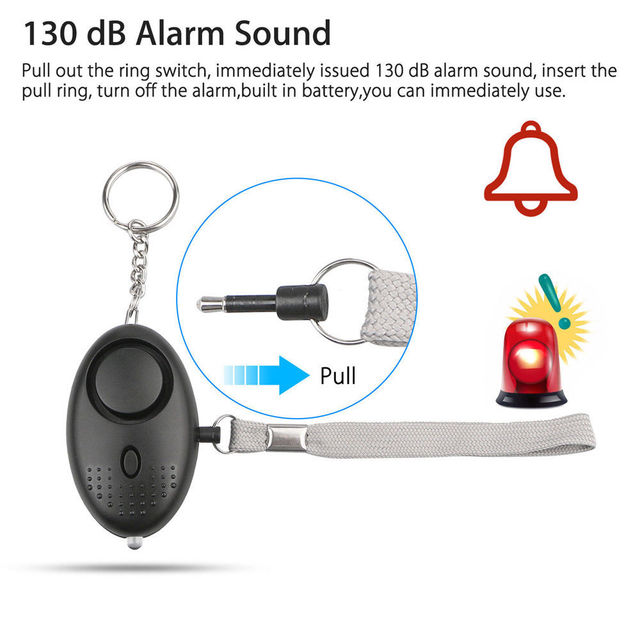 Safesound Personal Alarm