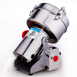 Household Electric Grain Grinder 1000g Chinese medicine powder machine 110V 220V Gorn Mill Coffee Grinding