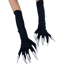 Gloves Costume-Accessories Claws Ghost Halloween Cosplay Dress Festival-Props Scary Fancy