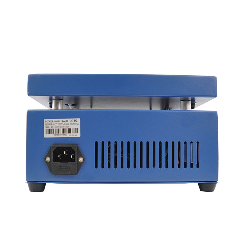 Electromechanical Dual Phone Heater Screen Heater Digital Temperature Adjustable UYUE 946C Constant Mobile Separator Display