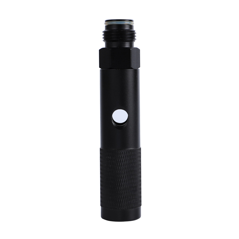 12g Cylinder CO2 Source Connector Paintball Source Joint CO2 Fast Joint Black Thread G1/2