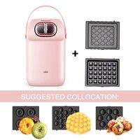 Pink Waffle Maker