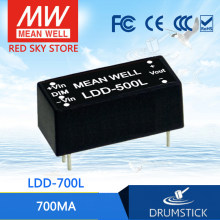 Mean Well LDD-700L 2 ~ 32VDC 700mA Meanwell LDD-700 DC-DC LED Driver Pin Tyle(China)