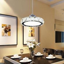 Fashion LED crystal chandeliers Energy saving led lamps living room bedroom Chandelier Lighting 12W led lustre lighting lamps cheap TOMDA Wedge None Modern LED Bulbs iron 2 years Shadeless 110V 120V 130V 220V 230V 240V 260V 110-240V 90-260V Flush Mount