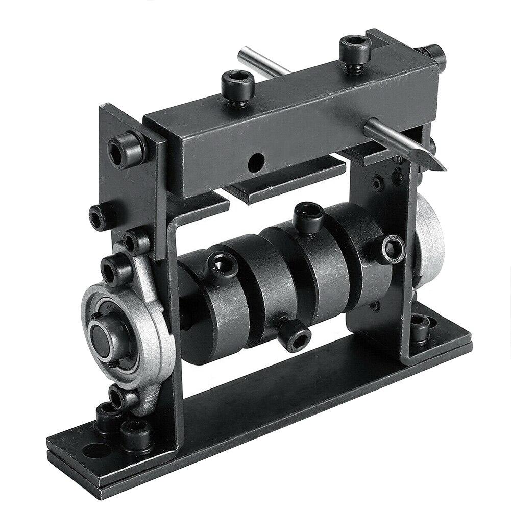 Портативный ручной станок для зачистки проводов с лезвием, резак для лома 1 30 мм, черный, практичный, может подключаться, ручная дрель, прочный ручной инструмент