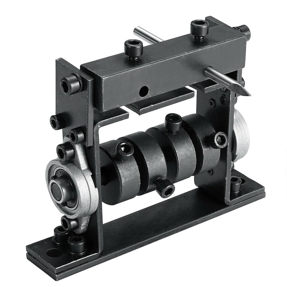 Machine manuelle portative de dépouillement de fil avec le coupeur de rebut de lame 1-30mm noir pratique peut relier l'outil à main Durable de perceuse à main