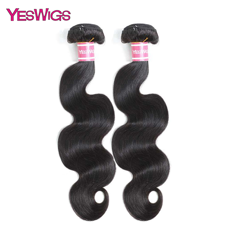 Body Wave Bundles Brazilian Hair Weave Bundles Remy Human Hair Extensions No Tangle 1/3/4 Pieces 30 Inch Hair Extension Yeswigs