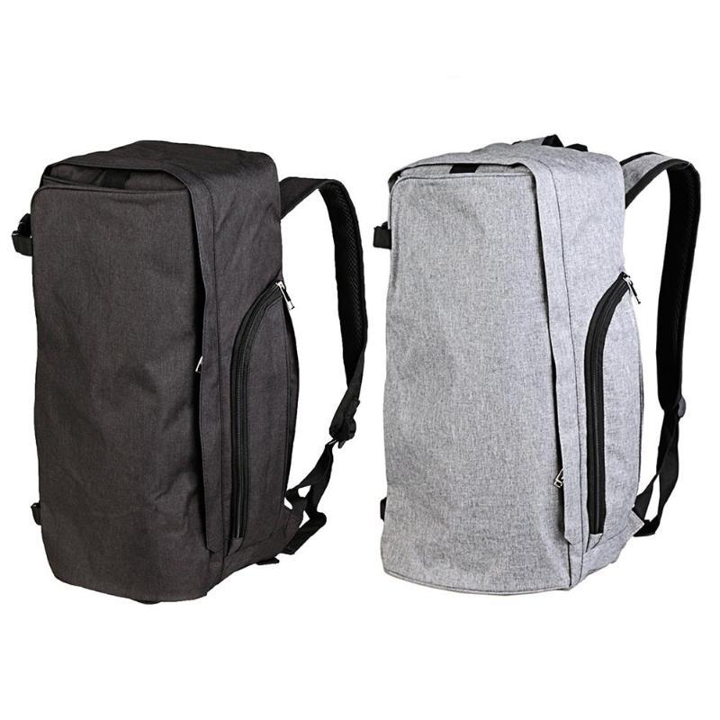 Polyester Large Capacity Portable Fitness Sports Backpack Ultralight Yoga Mats Bag Men Women Outdoor Fitness Bag Gym Handbag