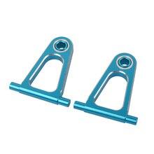 цена на 1/10 Aluminum / Plastic TT-01 Front Upper Suspension Arm for Tamiya TT01 TT01E TT01D TYPE E