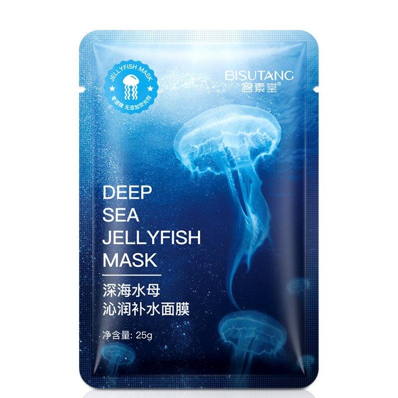 Deep-sea Jellyfish Mask Moisturizing Water Nourishment To Keep Moist and Smooth Skin Mask Skin Care()