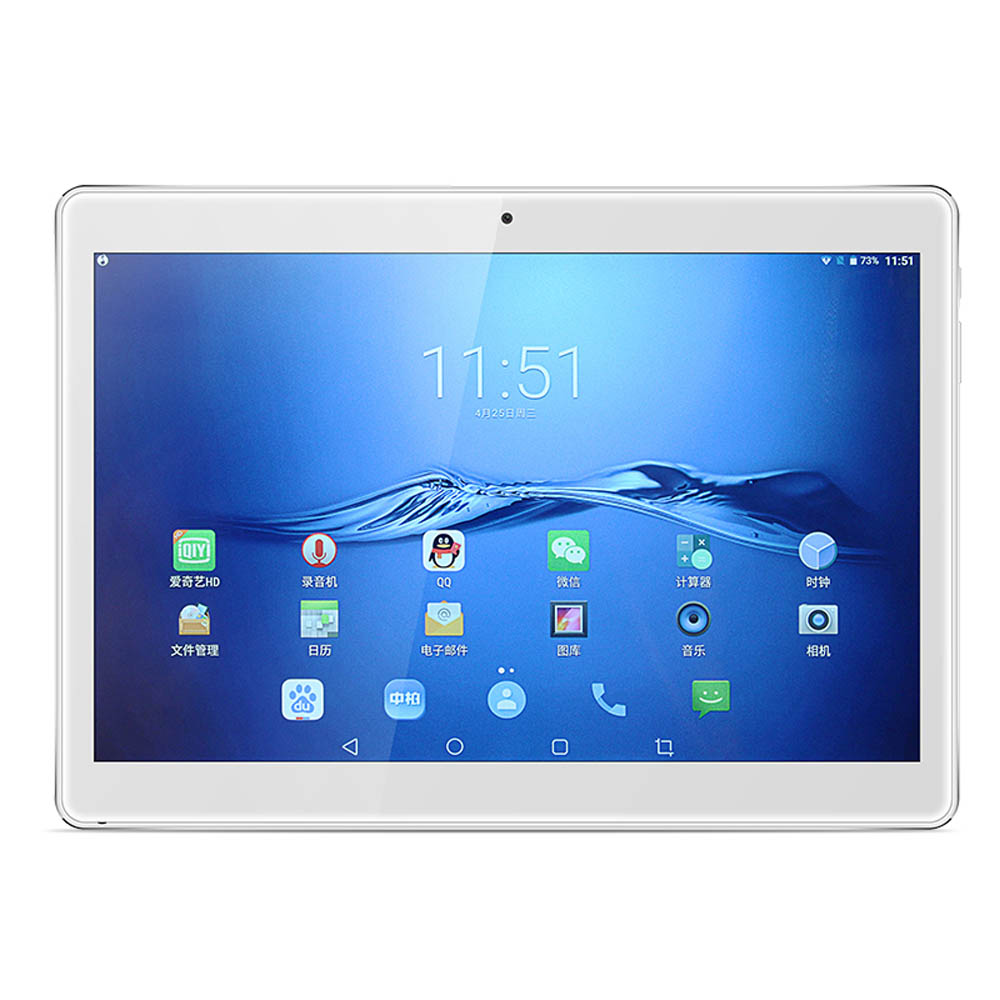 Jumper Ezpad M5 MT6797 Helio X20 2.3GHz 4G Version Deca Core 4GB RAM 64GB 2560x1600 Android 8.0 10.1 pouces tablette PC