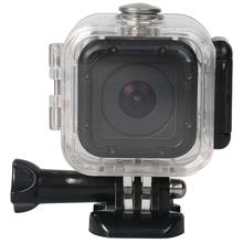 Diving Waterproof Housing Protective Case Cover For GoPro Hero 4 Session 5 Session Sport Camera Accessories(China)