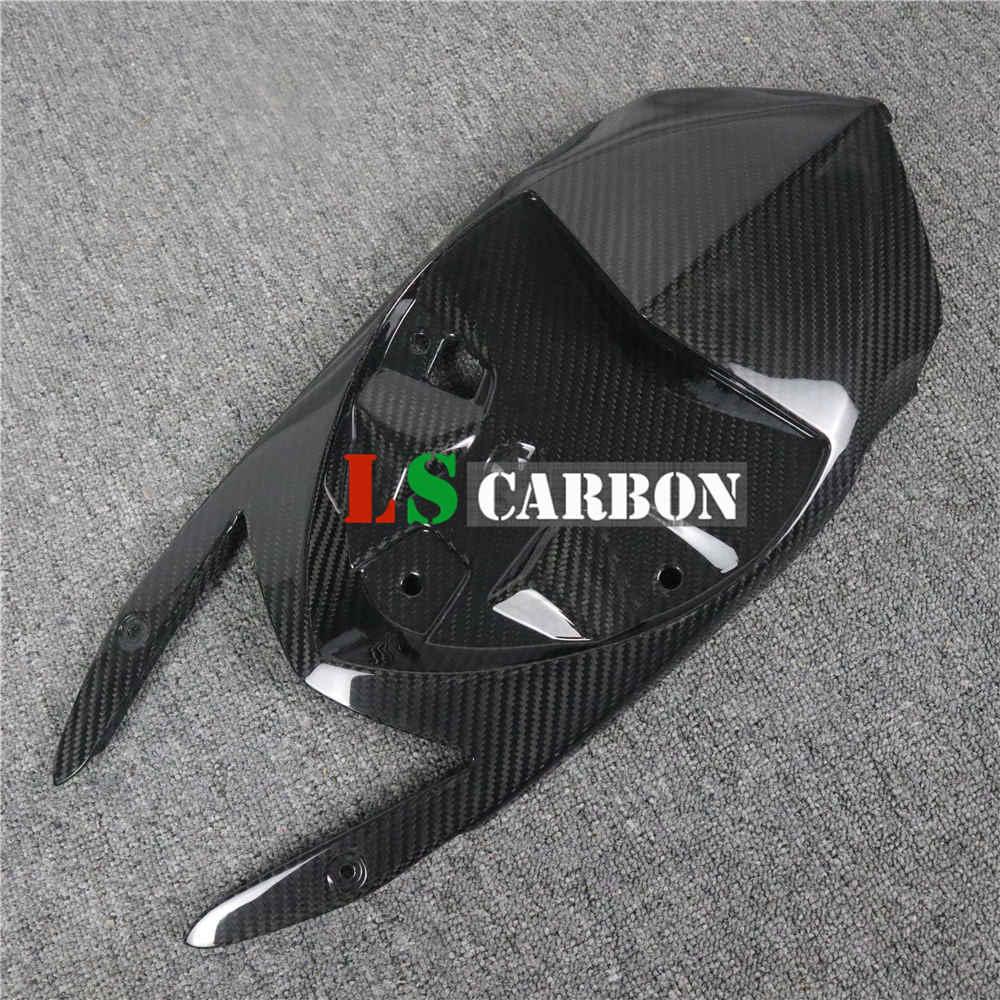 15 BMW S1000R//S1000RR Upper Rear Tail Seat Cowl Cover Fairing 100/% Carbon Fiber