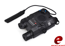 Buy Z-TAC Element Christmas discount LA-5C PEQ 15 UHP Appearance Green Dot Laser Night Shooting Tactical Flashlight EX419 BK directly from merchant!