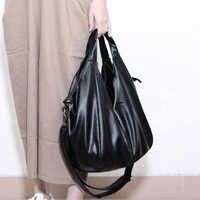 2019 das senhoras do punho superior ocasional hobo mulheres messenger bags cruz corpo macio do plutônio bolsa de ombro de couro feminino bolsa de luxo tote sac