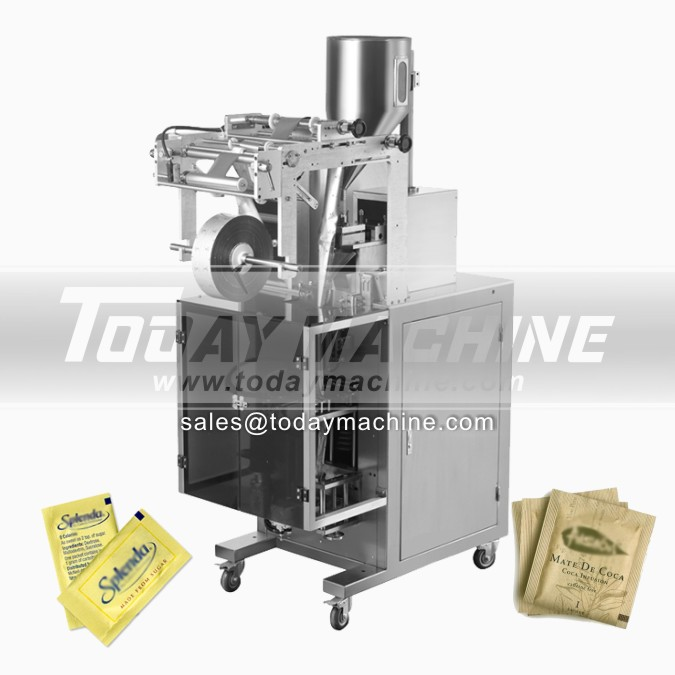 Купить с кэшбэком Spices Powder Filling Packing Machine Automatic Probiotics Powder Small Sachets CBD, sprinkles Coffee