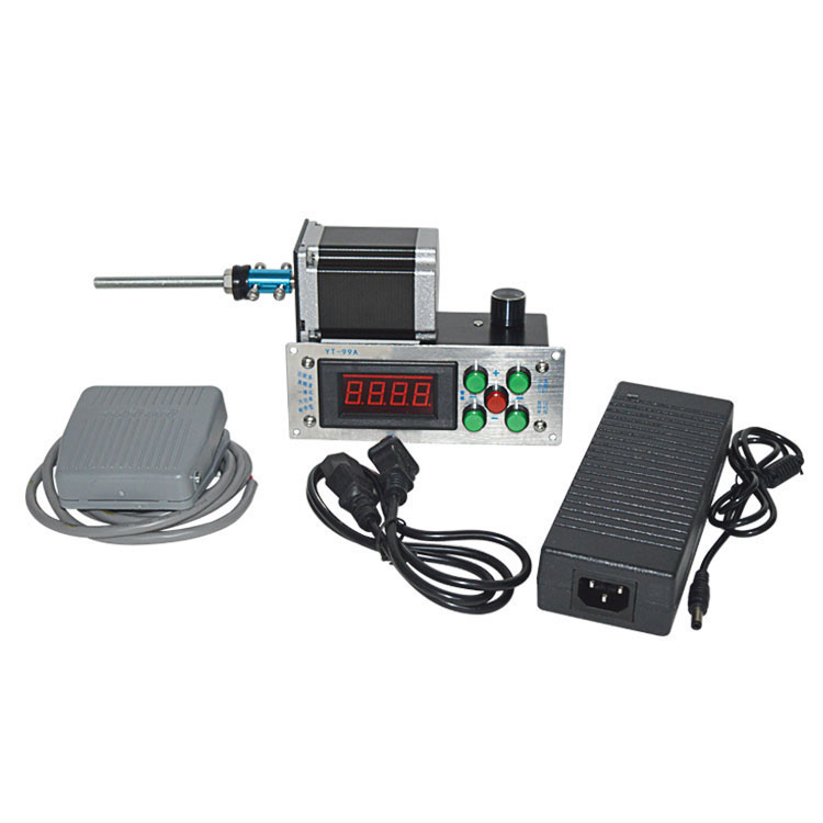 YT-A точность цифровой контроль автоматическая низкая переменная скорость катушки намотки машина Winder 2 направления 1 шт