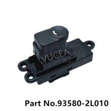 New Genuine Sub Interruptor Da Janela de Poder para Hyundai i30 Traseira i30CW 935802L000 935802L010 935801Z000 93580-2L000 93580-2L010