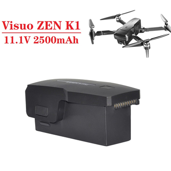 Original Battery 11.1V 2500mAh For Visuo ZEN K1 GPS RC Drone 11.1 V 2500 mAh Lipo