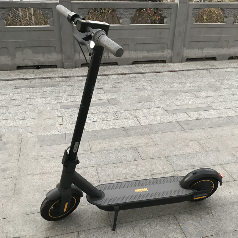 EU Stock Original Ninebot MAX G30 Smart Electric Scooter KickScooter 10inch foldable 65km Mileage Dual Brake Skateboard With APP