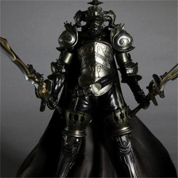 27cm FINAL FANTASY Play Arts Kai Gabranth Action Figures Super Movable Joints Assembly Figurines Pvc Collection Figures Toys
