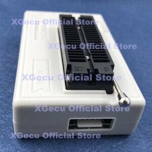 Image 3 - Schwarz buchse V 10,27 XGecu TL866II Plus USB Programmierer unterstützung 15000 + IC SPI Flash NAND EEPROM MCU ersetzen TL866A TL866CS + 16 teile