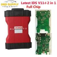 VCM II VCM2 Full Chip Vehicles Scanner For Ford VCM2 IDS V116 Mazda VCM2 IDS V116 Diagnostic Tool 2 In 1