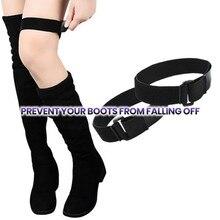 1 пара сапог; женская обувь с эластичным ремешком на ремешке; фиксирующая обувь; нескользящие аксессуары; эластичная регулируемая подкладка; нескользящая клейкая лента;# p8