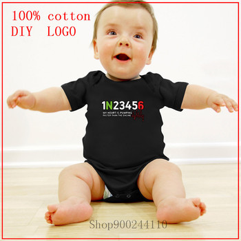 New born baby boy clothes 3 to 6 months 1N23456 baby girl clothes newborn size Personalized Short Sleeves Bodysuits baby image