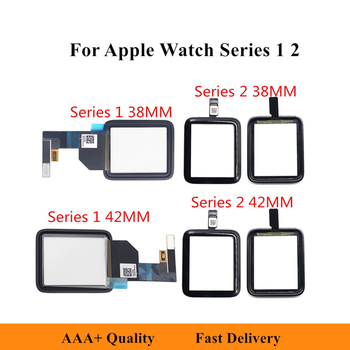 38mm 42mm Touch Screen Digitizer Glass For Apple Watch Series 1 2 LCD Front Sensor Replacement For iWatch 1 2 Outer Glass image
