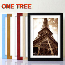 2020 Dropshipping Store MINI A4 Affiche  Baby Bhoto Frame Vintage Cadre Deco Cadre De Coration Murale Family Photo Wooden Frame