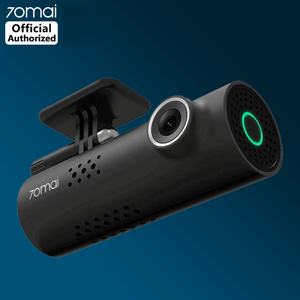 70mai Dash Cam Car DVR Wifi APP Voice Control 70 Mai Dash Cam 1S FHD 1080P Night Vision Car Camera Auto Video Recorder G-sensor(China)
