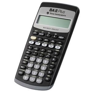 Image 4 - Sıcak satış Ti BAII Plus 12 haneli plastik Led Calculatrice Calculadora finansal hesaplamaları öğrenciler finansal hesap makinesi