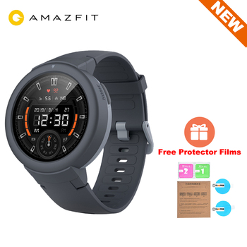 [IN STOCK] Original Huami AMAZFIT Verge Lite Smart Watch Bip 2 GPS IP68 Waterproof Multi-Sports Smartwatch Health Tracker 1