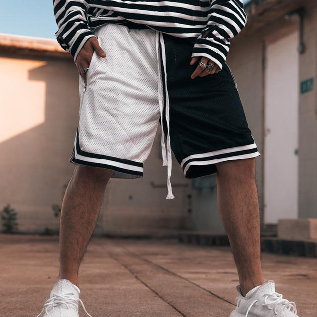 Quick Dry Hip Hop Sweat Shorts 4