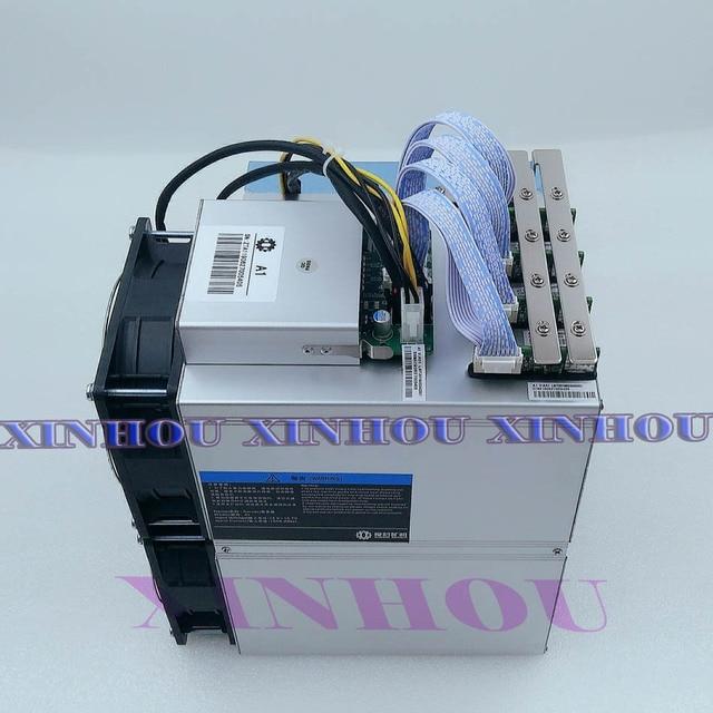 Utilisé BTC Asic mineur amour Core A1 24T bitcoin SHA256 mineur avec PSU économique que T3 T2T M21S M20S E12 Antminer S17 S17e T17 S9