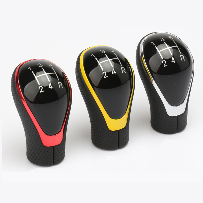 manual gear wave stick handball shift lever gear shift knob for Great Wall M2 M4 C30 5 speed