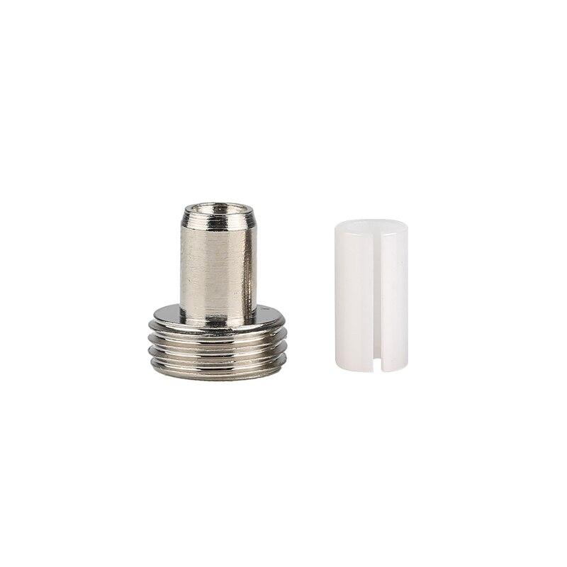 7mm Fiber Optic Laser Source Visual Fault Locator Ceramic Insert Ceramic Sleeve Metal Ceramic Pipe Joint