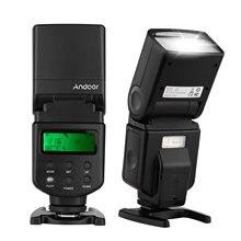 Universal Flash Speedlite Adjustable LED Light camera Flash With Bracket Replacement for Canon Nikon Olympus Pentax DSLR Cameras