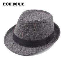 Moda Retro mężczyźni para kobiet Fedoras Top jazzowy kapelusz wiosna jesień melonik kapelusze Cap Panama kapelusze na co dzień