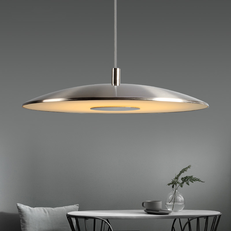 Northern European Restaurant Pendant Light LED Simple Single-head  Round Table Pendant Lamp For Dinning Room Lighting LED Lamps