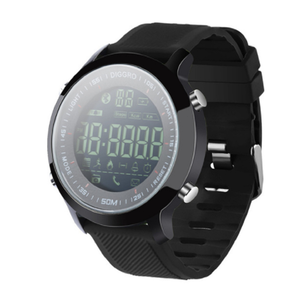 Deep waterproof sports <font><b>smart</b></font> <font><b>watch</b></font> <font><b>EX18</b></font> 50M <font><b>smart</b></font> <font><b>watch</b></font> Bluetooth pedometer activity tracking for android IOS image