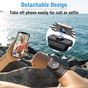 Image 4 - Running Sports Phone Case Wrist Arm Band For IPhone 11 Pro Max X XR 6 7 8 Plus Samsung Note 10 S9 P30 GYM Wristband For LG Pixel