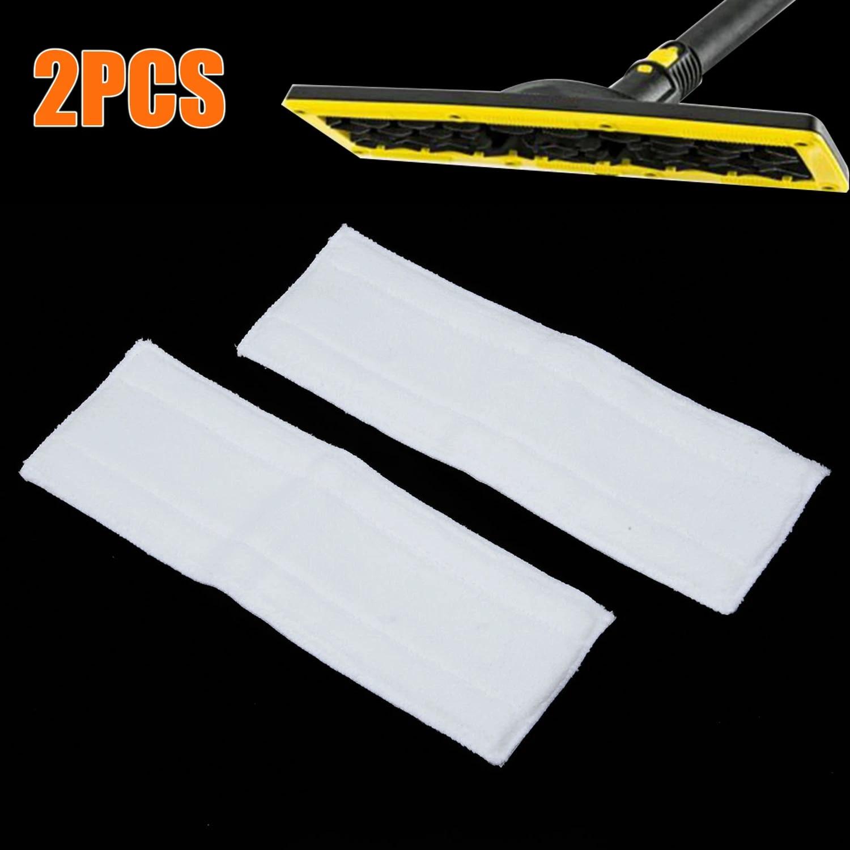 4X Microfibre Floor Cloths For Karcher EasyFix SC1 SC2 SC3 SC5 Series 28632590