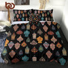BeddingOutlet Traditional Summer Blanket Arabic Lanterns Bed Cover National Floral Thin Quilt Colorful Bedding King Size colcha 1