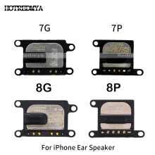 100% New Earpiece Speaker For iPhone 7 8 Plus Ear Speaker Earpiece Ear-Speaker cell phone Replacement Repair Parts repair parts plastic replacement speaker module for ipod touch 4 black