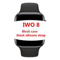 IWO 8 W54 Smart watch 44mm Series 4 case 1:1 Bluetooth Smartwatch Ecg watches for ios android fast ship for dropshipping