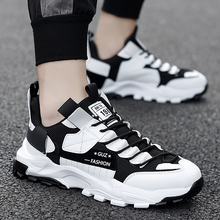 2020 Autumn Winter Male Shoes High Quality Non-slip Running