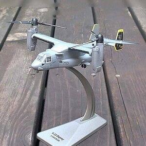 1/144 масштаб классический Boeing Bell Osprey V22 вертолет самолет модели игрушки для взрослых подарки для демонстрации шоу коллекции